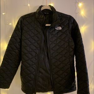 North face puff fall/winter jacket